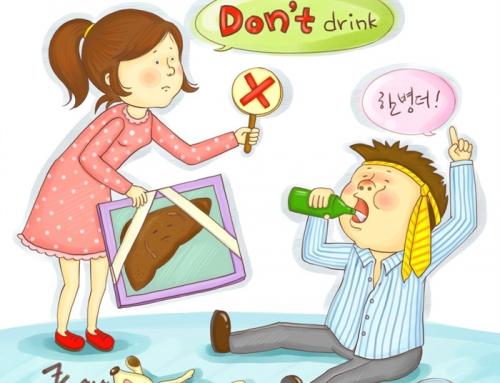 [원포인트건강] 알코올의존증이 가족병(?)
